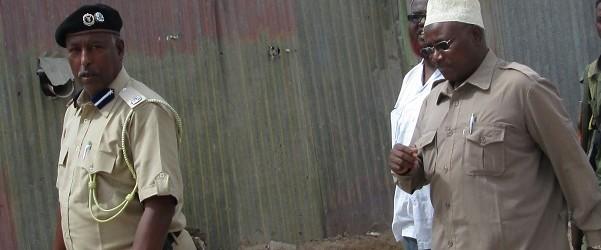 Wasiir ku xigeenka Shaqada iyo Arrimaha Bulshada oo kormeeray dhismaha African Villag ee Magaalada Muqdisho.