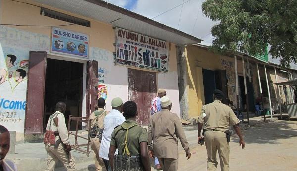 African Village 14