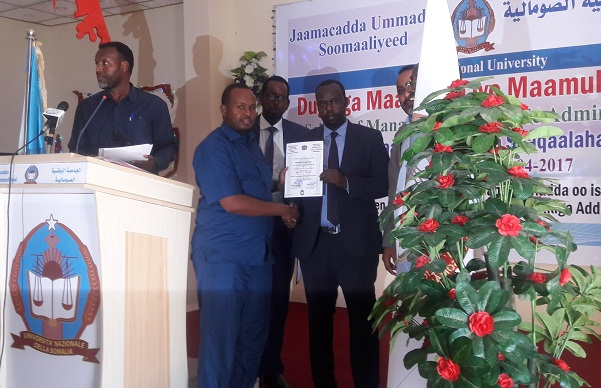 PR MOLSA minister Salah Ahmed Jama 1