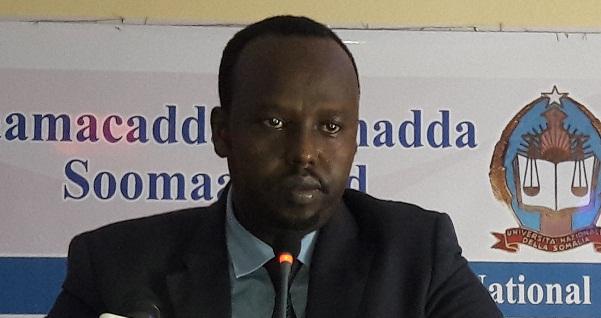 PR MOLSA minister Salah Ahmed Jama