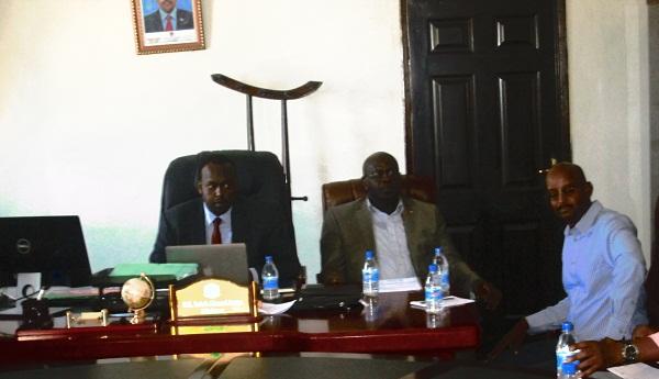 ILO meeting with MOLSA 10