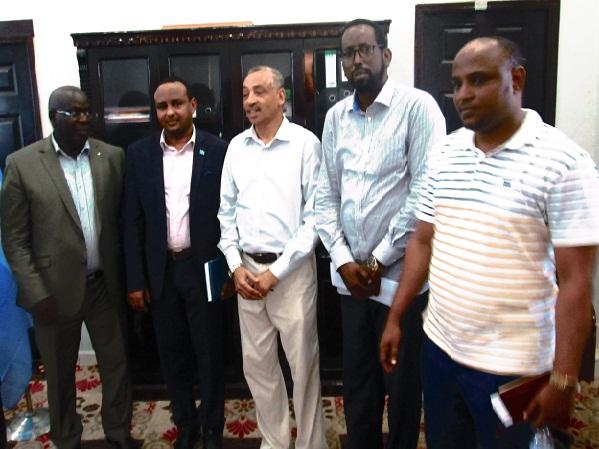 ILO meeting with MOLSA 4