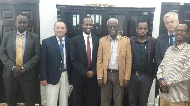 UNDP and MOLSA meeting 1