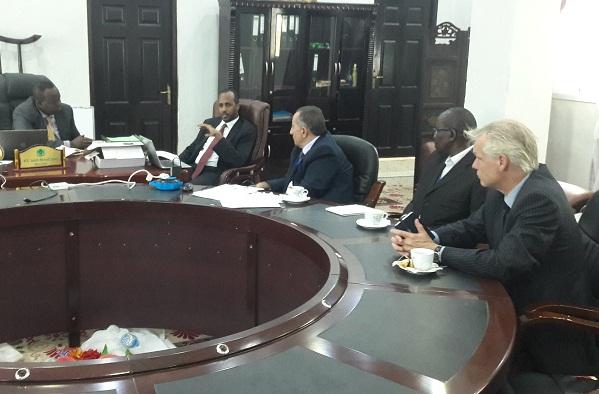 UNDP and MOLSA meeting 10