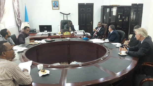 UNDP and MOLSA meeting 11