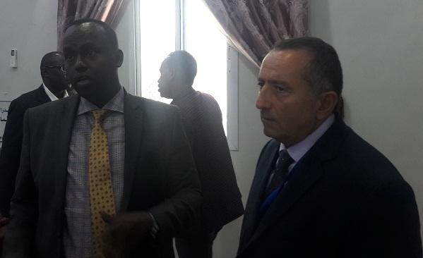 UNDP and MOLSA meeting 4