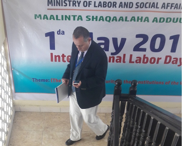 UNDP and MOLSA meeting 5