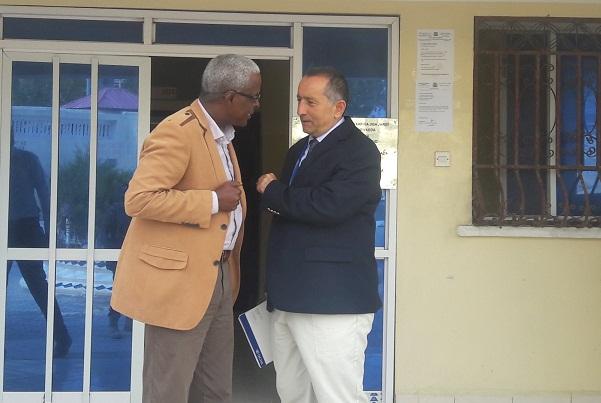 UNDP and MOLSA meeting 6