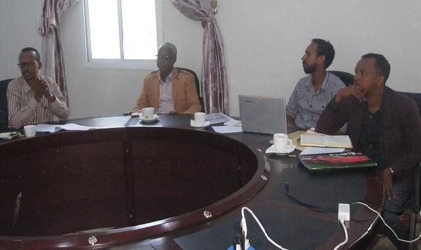 UNDP and MOLSA meeting 7