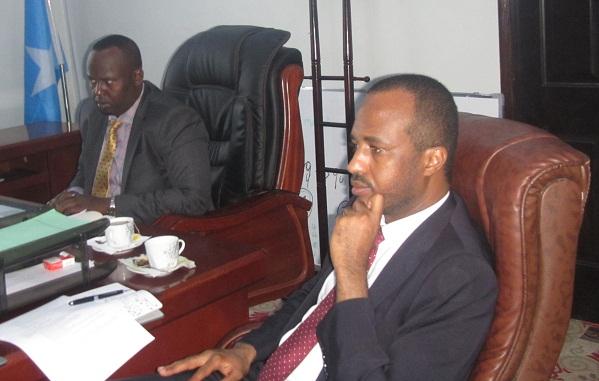 UNDP and MOLSA meeting 8
