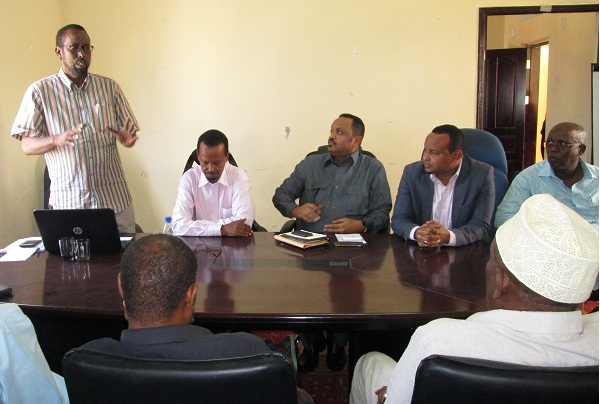 Pr Molsa Meeting of ministry staff with deputy minister 2