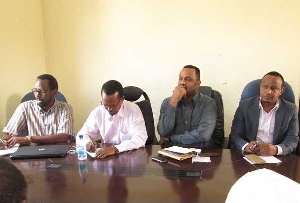 Pr Molsa Meeting of ministry staff with deputy minister 7