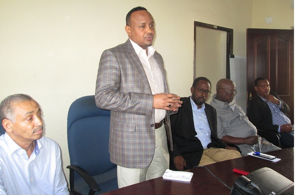 pr Molsa weekly meeting of Staffs 1