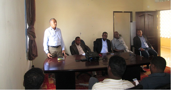 pr Molsa weekly meeting of Staffs 5