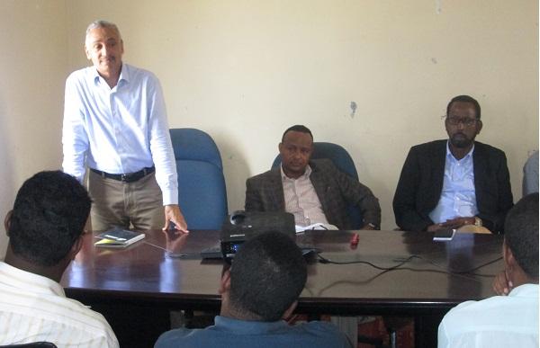 pr Molsa weekly meeting of Staffs 7