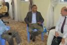 Wasaaradda SHaqada iyo Arimaha Bulshada oo dib u bilawday dhameystirka Sharciga shaqaalaha rayidka Dowladda L.11 .