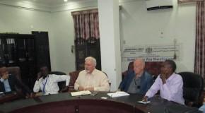 Xoghayaha Joogtada Wasaaradda Shaqada iyo Arrimaha Bulshada oo Shir la qaatay masuuliyiin ka socotay UNDP.