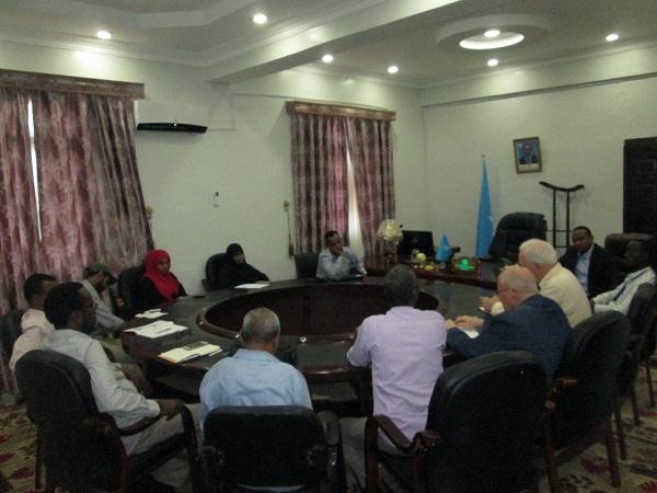 Pr MOLSA meeting UNDP SIP 5