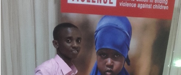 Department director of Social of The Ministry of labor and Social Affairs attended an Advocacy meeting with Save the Children in Mogadishu.